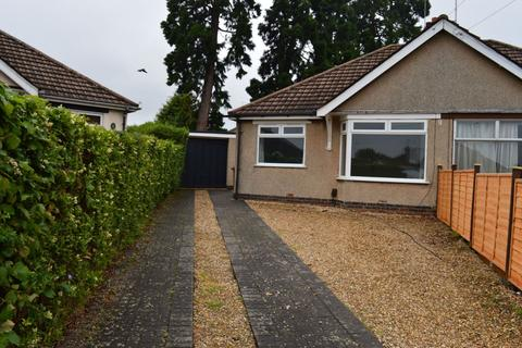 2 bedroom semi-detached bungalow to rent - Trevor Close, Duston, Northampton NN5 5PQ