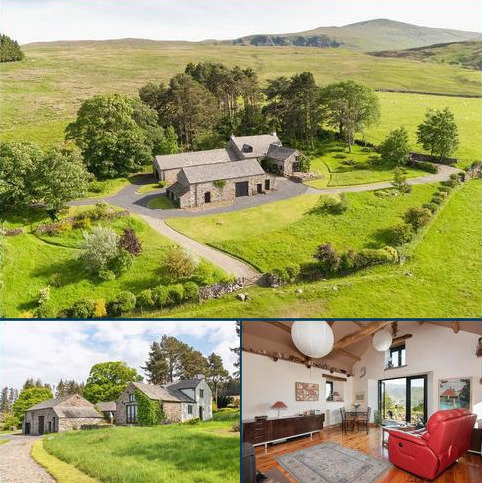 4 bedroom detached house for sale - Troutbeck, Penrith