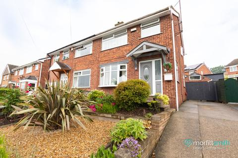 3 bedroom semi-detached house for sale - Sheffield, Studfield Hill, Wisewood, S6 4SJ - Close To Rural