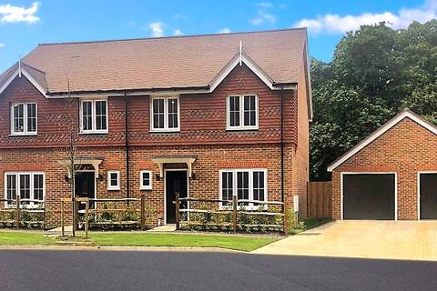3 bedroom semi-detached house for sale - The Himscot at Applegarth Vale, Headley Road, Grayshott