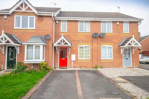 2 bedroom terraced house for sale - Cranhill Close, Littleover, Derby