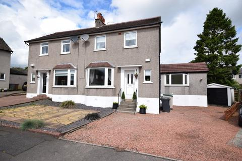 3 bedroom semi-detached villa for sale - Craighlaw Drive , Waterfoot , Glasgow, G76 0HB