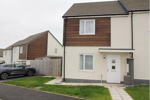 2 bedroom semi-detached house to rent - Gwel Trenoweth, North Country, Redruth, TR16 4EY