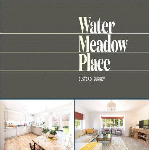 5 bedroom detached house for sale - Water Meadow Place, Shackleford Road, Elstead, Surrey, GU8
