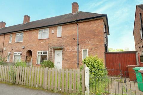 3 bedroom end of terrace house for sale - Southfield Road, Beechdale