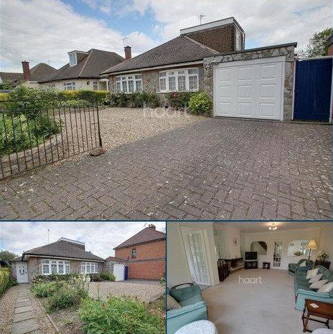 3 bedroom bungalow for sale - Westview Avenue, Glen Parva, Leicester