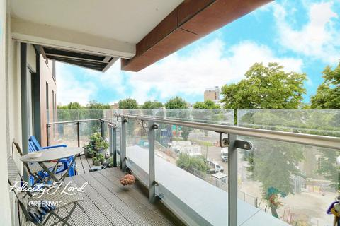 2 bedroom flat for sale - Bellville House, Norman Road, Greenwich, London, SE10