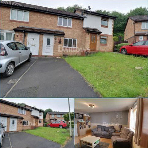 2 bedroom terraced house for sale - Cefn Close, Glyncoch