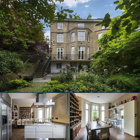 6 bedroom semi-detached house for sale - Steeles Road, London, NW3