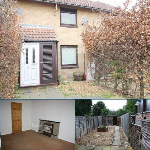 2 bedroom terraced house to rent - Clayton