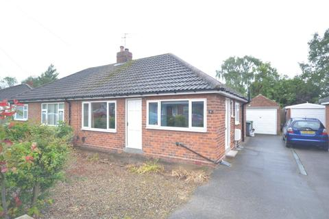 2 bedroom semi-detached bungalow to rent - Whitby Drive