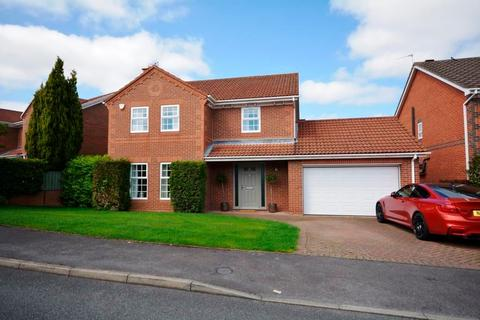 4 bedroom detached house for sale - Denwick Close, Chester Le Street, DH2
