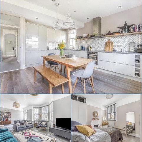 2 bedroom maisonette for sale - Dumbarton Road, Brixton Hill