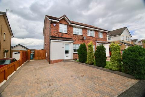 3 bedroom semi-detached house for sale - 18 Locher Walk, Cairn Brae, Coatbridge, ML5 4AP