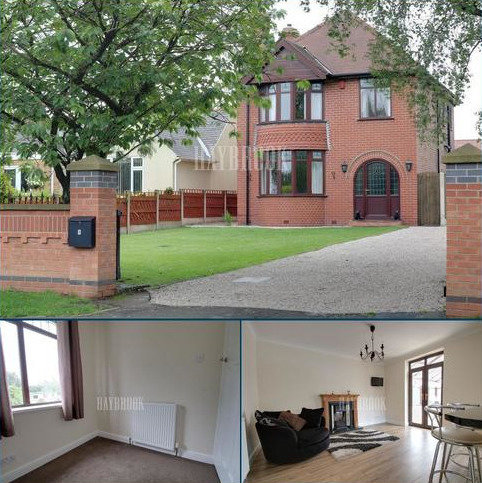 3 bedroom detached house for sale - Chesterfield Road, Barlborough