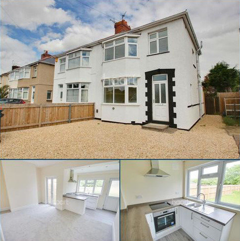 3 bedroom semi-detached house for sale - Moorland Avenue, Newport, Gwent, NP19