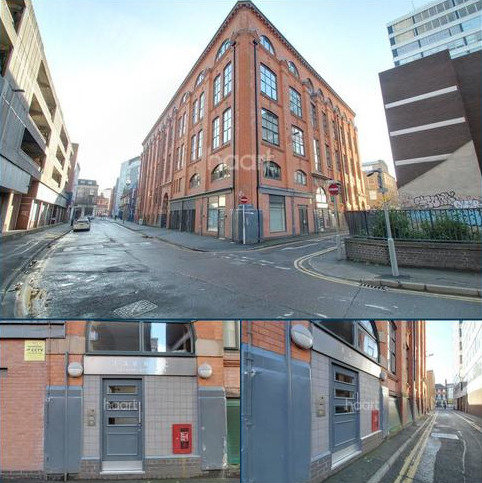 2 bedroom flat for sale - Fabric Building, Yeoman Lane, Leicester