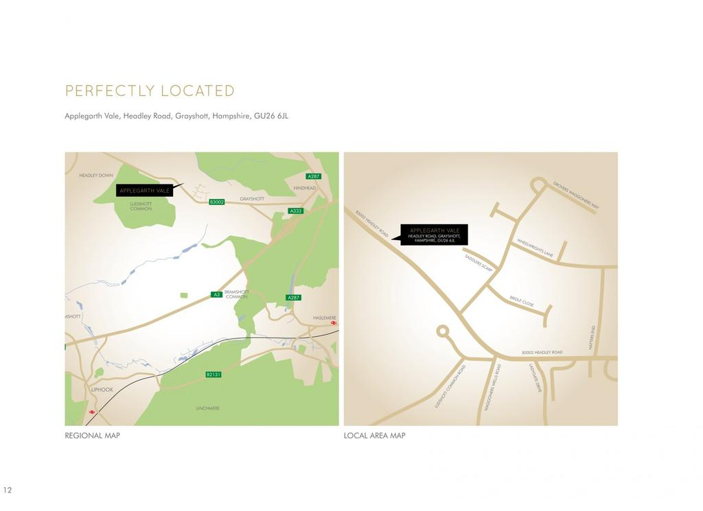 Location plan slide