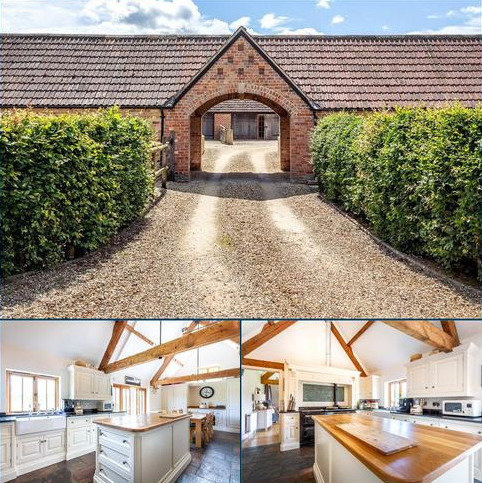 3 bedroom semi-detached house for sale - Curricombe Farm, Tytherton Lucas, Chippenham, Wiltshire, SN15
