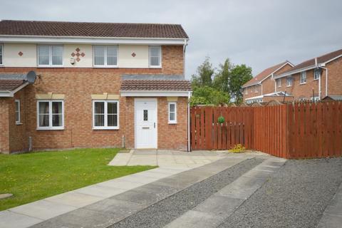 2 bedroom semi-detached house to rent - Berryhill Crescent, Wishaw, North Lanarkshire, ML2 0NE