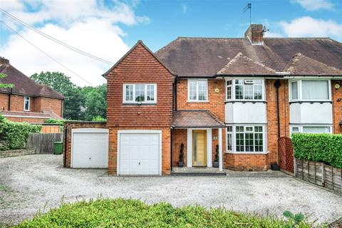 4 bedroom semi-detached house for sale - Highwood Avenue, Solihull, West Midlands, B92