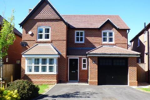 4 bedroom detached house for sale - Lilbourne Court, The Meadows, Runcorn