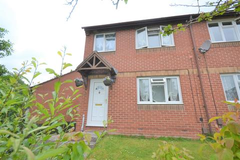 3 bedroom end of terrace house for sale - Cornflower Hill, Exeter, EX4 2PD