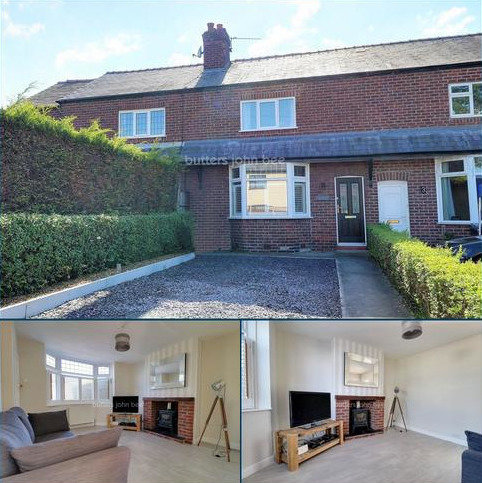 2 bedroom terraced house for sale - Lower Heath, Congleton