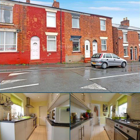 2 bedroom terraced house for sale - Weaver Street, Winsford
