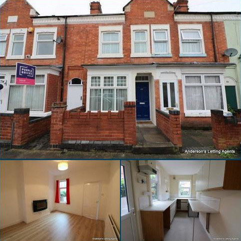 2 bedroom house to rent - Aylestone