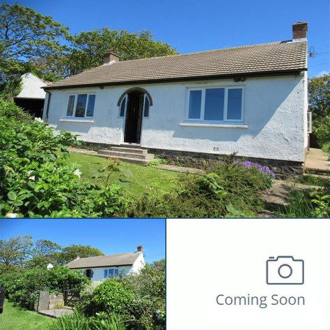 2 bedroom detached bungalow for sale - Brynderi, Trefasser, Goodwick, Pembrokeshire