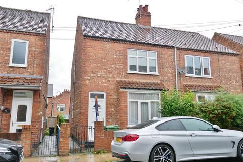 2 bedroom semi-detached house for sale - Trafalgar Street, York