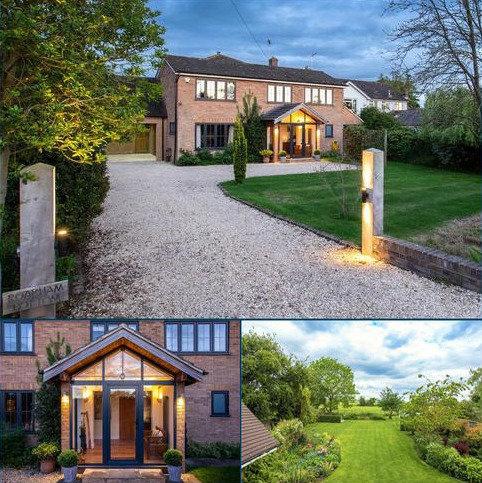 5 bedroom detached house for sale - Roke, Wallingford, OX10