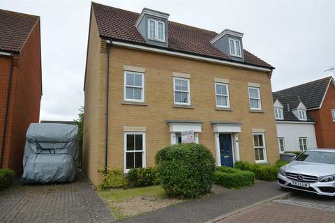 4 bedroom semi-detached house for sale - Windsor Park Gardens, Sprowston, Norwich, Norfolk