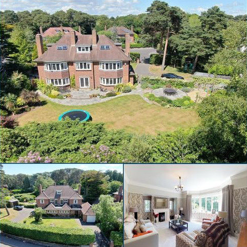 6 bedroom detached house for sale - Little Forest Road, Talbot Woods, Bournemouth, BH4
