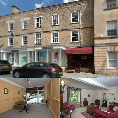 3 bedroom terraced house for sale - Market Place, Fairford, GL7