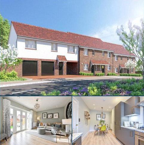 2 bedroom terraced house for sale - Aurum Green, Crockford Lane, Chineham, Hampshire, RG24