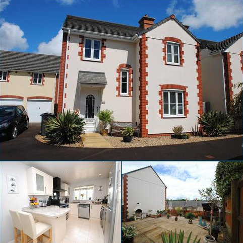 4 bedroom detached house for sale - Kensey Valley Meadow, Launceston
