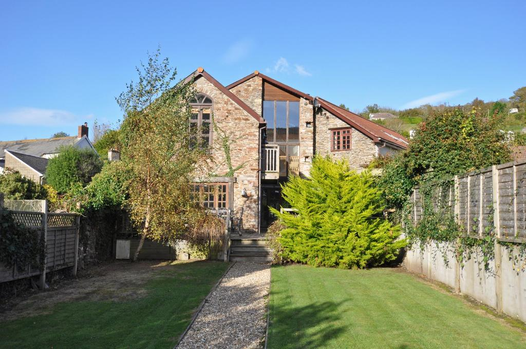 4 Bedrooms Semi Detached House for sale in Bowling Green, Combe Martin