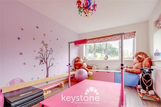 Bedroom Five/ Play Room (First Floor)