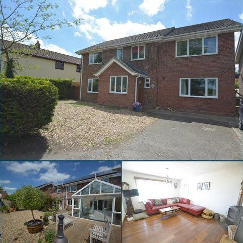 4 bedroom detached house for sale - The Street, Weybread