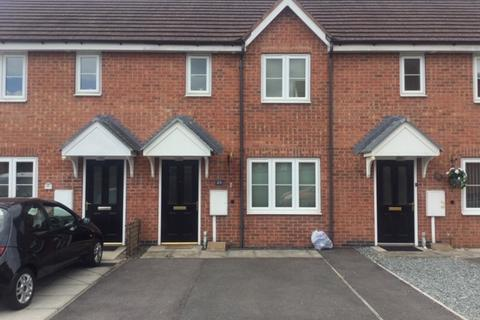 3 bedroom townhouse to rent - Middlefield Close, Allestree, Derby, DE22 2HP