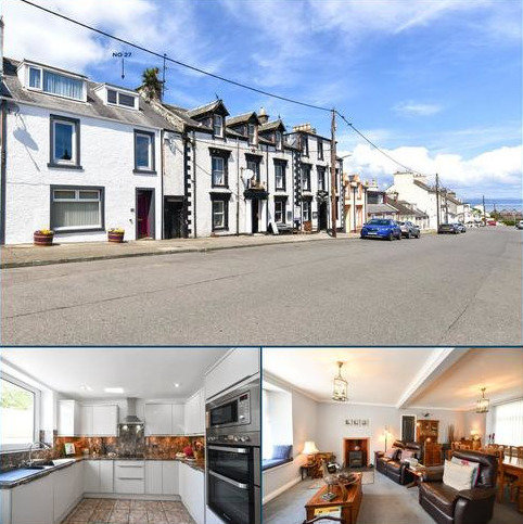 3 bedroom terraced house for sale - 27 Mill Street, Drummore, Stranraer, Dumfries and Galloway, DG9