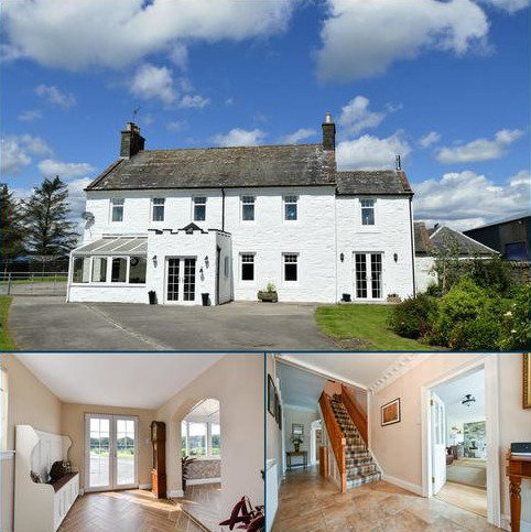 4 bedroom equestrian property for sale - Culgruff Farm, Crossmichael, Castle Douglas, Dumfries and Galloway, DG7