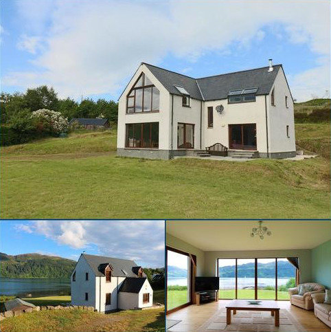 3 bedroom detached house for sale - The Shore House, Avernish, Kyle, IV40