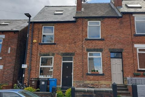 3 bedroom end of terrace house to rent - Ashford Road, Hunters Bar, Sheffield, S11 8XZ