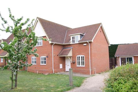 3 bedroom detached house for sale - Church View Leiston