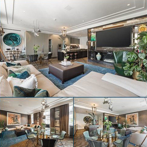 4 bedroom house to rent - Stratford Place, Marylebone, London, W1C