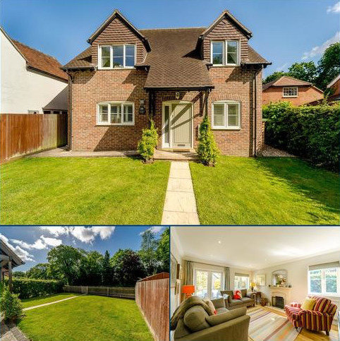 4 bedroom detached house for sale - Upper Bucklebury, Reading