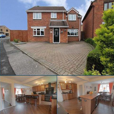 4 bedroom detached house for sale - Budworth Close, Billingham